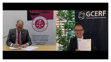 The IIJ & GCERF sign MoU