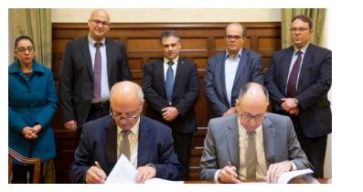 The IIJ & University of Malta sign MoU